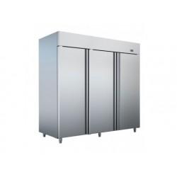 Frost - Frysskåp 3 Dörrar ,Ventilerad Kyla Med Air Flow Sys