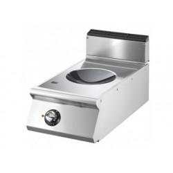 Induktions wok, toppversionen, en kokzon