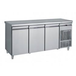 Frost - Kylbänk  3 Dörrar ,185 Cm