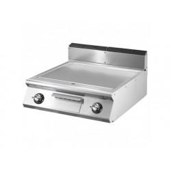 Elektrisk grill, bordsmodell, slät platta, terma plus