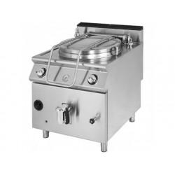 Elektrisk kokande pan, indirekt uppvärmning, kapacitet...