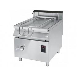Tippstekbord, kapacitet 120 liter, rostfritt stål väl,...