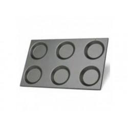 Emaljerad alluminium fack för stekt ägg, pannkakor och...