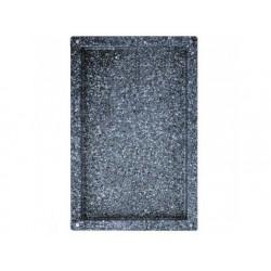 Gn tray, emaljerade, gn 1/1 h   40 mm