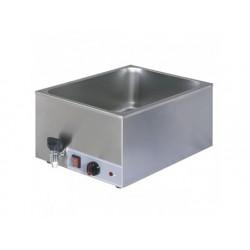 Elektrisk vattenbad med avtappningskran, bänkmodell, en...