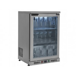 Counter glas froster, 150 liter, -18 ° / -20 ° c