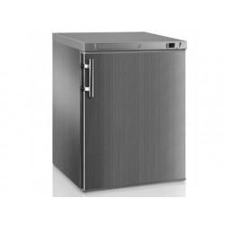 Counter frys i rostfritt stål, 145 liter, -18 ° / -23 ° c