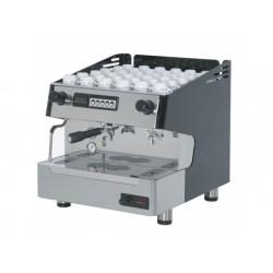 Espressomaskin, automatisk, en grupp, 5 liter
