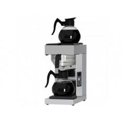 Kaffebryggare med 2 karaffer 1,8 liter, automatisk