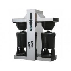 Kaffebryggare med 2 tankar 5 liter och 2 termosar 5 liter