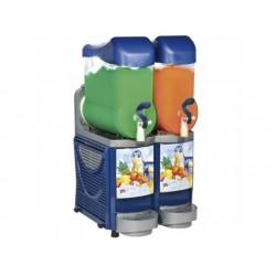 Slush maskin, 2x 10 liter