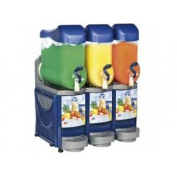 Slush maskin, 3x 10 liter