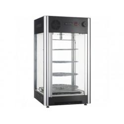 Varm pizza display med 4 nivåer ø 350 mm, + 30 ° / + 90 ° c