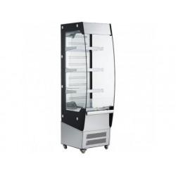 Upprätt varm display, 220 liter, + 30 ° / + 80 ° c