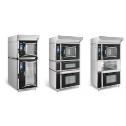 Bakeoff Ugn Mistral Rotorbake E2 Touch Screen