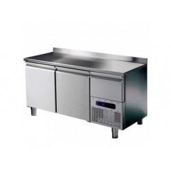 Kyldisk för konditorivaror 2 dörrar 600x400 mm med...