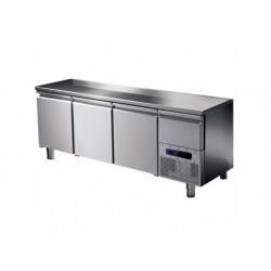 Kyldisk för konditorivaror 3 dörrar 600x400 mm med...