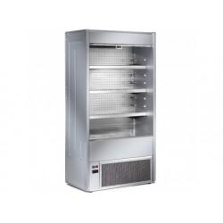Kyld väggskåp med 3 hyllor, + 4 ° / + 8 ° c, w   700 mm