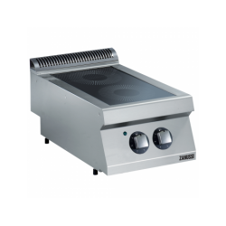Zanussi-Modular Cooking Elspis. Bänkmodell. 400Mm. Glaskera