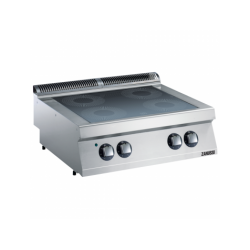Zanussi-Modular Cooking Elspis. Bänkmodell. 800Mm. Glaskera