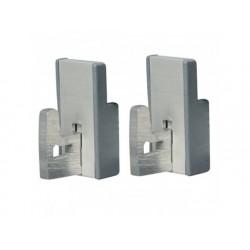 Hörn montering kit för aluminium hyllor d   370 mm