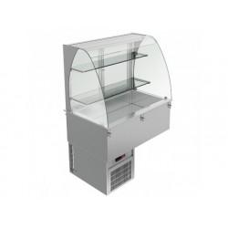 Drop-in öppet kyld ventilerad display, 3x gn 1/1 h   200 mm