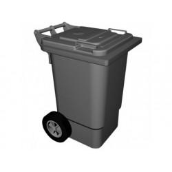 Soptunna på hjul, 240 liter