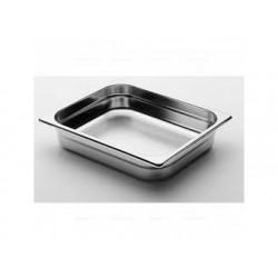 Gn kantin i rostfritt stål, gn 2/3 h   40 mm