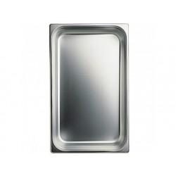 Gn kantin i rostfritt stål, gn 1/4 h   200 mm