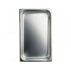 Gn kantin i rostfritt stål, gn 1/1 h   65 mm