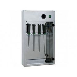 Kniv sterilisator med timer för 20 st l   350 mm
