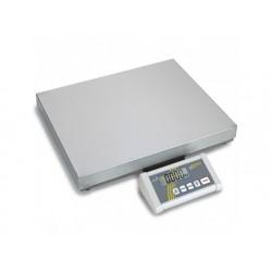 Plattform våg, vägningsområde högst 60 kg, avläsning 20 g