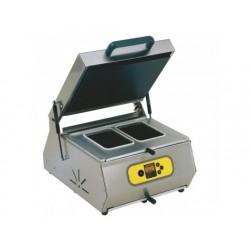 Thermosealer, brickor max 325x265x100 mm, mögel ingår ej