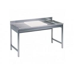 Beredningsbord,  för fisk, w   1800 mm