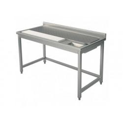 Beredningsbord,  för grönsaker, w   1800 mm