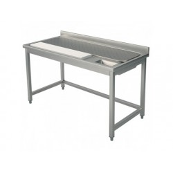 Beredningsbord,  för grönsaker, w   2000 mm
