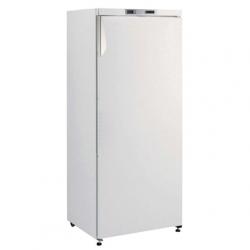 Zanussi-400 Liter Kylskåp - 1 Glasdörr, 0+10°C - Rostfri Dö