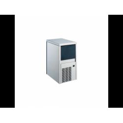 Zanussi-25 Kg/Dygn, Kapacitet Binge: 8 Kg, Luftkyld, (Ihåli