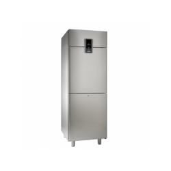 Zanussi-Kylskåp Npt (Digital Display) 2½ Dörr 670 Liter För