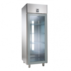 Zanussi-Frysskåp Nau Maxi (Digital Display) 1 Glasdörr 670