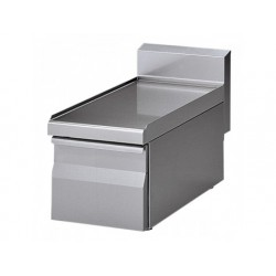 Neutralt element med låda