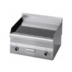 Elektrisk grill, bänkmodell, slät platta